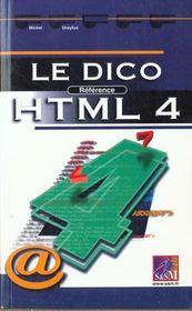 Le Dico Reference Hyml 4 - Intérieur - Format classique