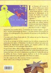 Cadrans Solaires De Haute Savoie - 4ème de couverture - Format classique