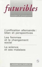 Futuribles N.236 - Couverture - Format classique