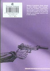 Zetman t.5 - 4ème de couverture - Format classique