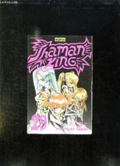 Shaman King T29 - Couverture - Format classique