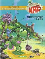 Nab t.9 ; prehistoric games - Intérieur - Format classique