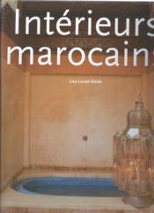 Ju-Interieurs Marocains - Couverture - Format classique