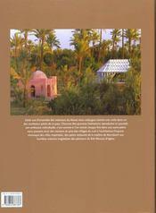 Ju-Interieurs Marocains - 4ème de couverture - Format classique