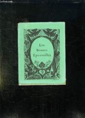 Brochure. Les Bonnes Epousailles. - Couverture - Format classique