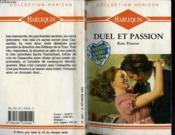Duel Et Passion - The Price Of Desire - Couverture - Format classique