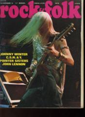 Rock & Folk - N°94 - Couverture - Format classique