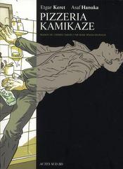 Pizzeria Kamikaze - Intérieur - Format classique
