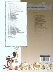 Léonard t.9 ; génie civil - 4ème de couverture - Format classique