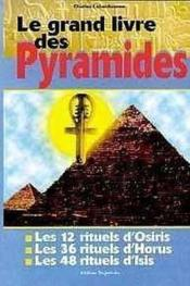 Grand Livre Des Pyramides - Couverture - Format classique