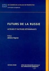 Futurs de la russie - Couverture - Format classique