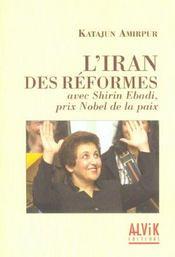 L'Iran Des Reformes Avec Shirin Ebadi, Prix Nobel De La Paix - Intérieur - Format classique