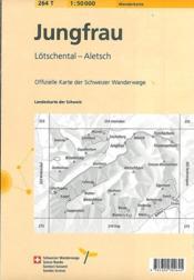 Jungfrau pédestre - 4ème de couverture - Format classique