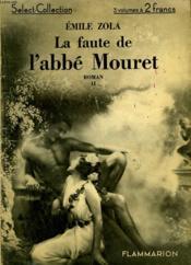 La Faute De L'Abbe Mouret. Tome 2. Collection : Select Collection N° 16 - Couverture - Format classique