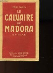 Le Calvaire De Madora - Couverture - Format classique