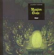 Mystere Ovale - Intérieur - Format classique
