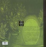 Mystere Ovale - 4ème de couverture - Format classique