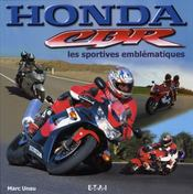 Honda cbr, les sportives emblématiques - Intérieur - Format classique