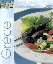 Evasion ; grece - Couverture - Format classique