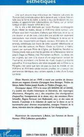 Diagonales De La Danse - 4ème de couverture - Format classique