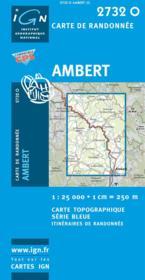 Ambert - Couverture - Format classique