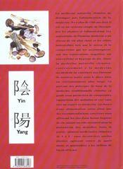 Medecine Naturelle Chinoise - 4ème de couverture - Format classique