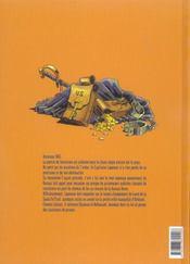 Gibier de potence t.3 ; six secrets - 4ème de couverture - Format classique