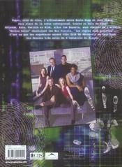 Les Experts T.1 ; Rotten Rules - 4ème de couverture - Format classique
