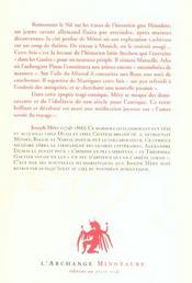 Explorations De Victor Hummer - 4ème de couverture - Format classique