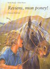 Reviens, mon poney ! - Intérieur - Format classique