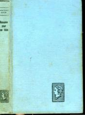 Romance Pour Une Idole. Collection : Belle Helene. Club Du Roman Feminin. - Couverture - Format classique