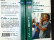 Tentations pour un médecin - Couverture - Format classique