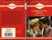 Flamboyante Jenny - A Legal Affair - Couverture - Format classique