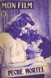 Mon Film N° 81 - Peche Mortel - Couverture - Format classique