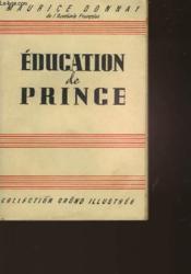 Education De Prince - Couverture - Format classique