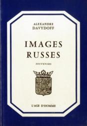 Images Russes - Couverture - Format classique