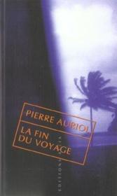 Fin Du Voyage (La) - Posterite De Capitaine Cook - Couverture - Format classique