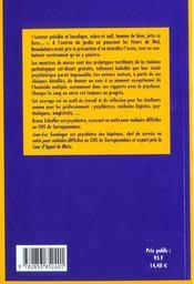 Meurtre De Masse Et Psychose - 4ème de couverture - Format classique