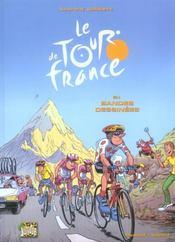Le Tour De France En Bandes Dessinees (Anc Edition) - Intérieur - Format classique