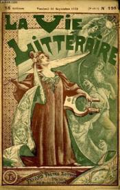 Arnoldson Recoit Un Gendre. La Vie Litteraire. - Couverture - Format classique