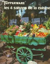 Les 4 Saisons De La Cuisine. - Couverture - Format classique