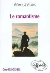Le Romantisme - Intérieur - Format classique