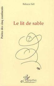 Le Lit De Sable - Intérieur - Format classique