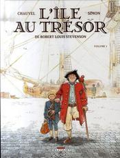 L'île au trésor, de Robert Louis Stevenson t.1 - Intérieur - Format classique