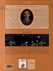 L'île au trésor, de Robert Louis Stevenson t.1 - 4ème de couverture - Format classique