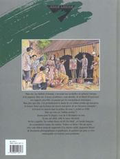 Les oubliés d'Annam ; intégrale - 4ème de couverture - Format classique