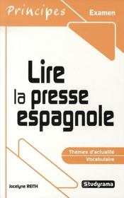 Lire la presse espagnole - Intérieur - Format classique
