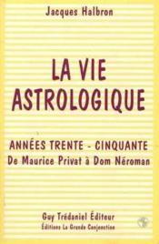 Vie Astrologique - Couverture - Format classique