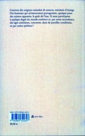 La ligne - 4ème de couverture - Format classique