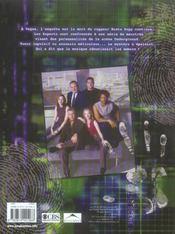 Les experts t.2 ; crime, scene, investigation - 4ème de couverture - Format classique
